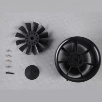 FMS 80mm Ducted Fan Unit (12 Blades) FMS80MM12B