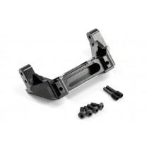 Fastrax TRX-4 Aluminium Rear Bumper Mount FTTX310BK