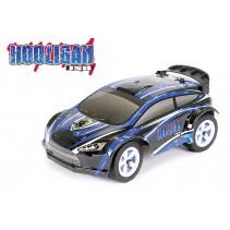 FTX HOOLIGAN JNR 1/28TH RTR RALLY CAR - BLUE FTX5526B