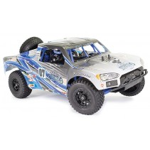 FTX ZORRO 1/10 TROPHY TRUCK EP BRUSHED 4WD RTR - BLUE FTX5556B