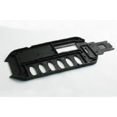 FTX VANTAGE BUGGY EP CHASSIS PLATE REAR PART 1PC FTX6259