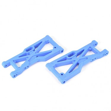FTX Carnage/Outlaw/Bugsta/Zorro Front Lower Susp Arm 2pc Blue FTX6320B