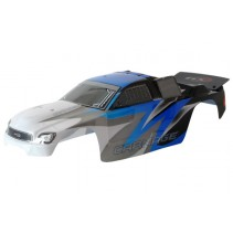 FTX CARNAGE ST PRINTED BODY - BLUE (BRUSHED/NITRO) FTX6341