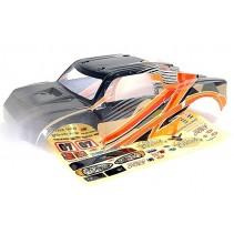 FTX Torro NT Printed Body Orange  FTX6965O