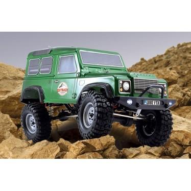 FTX Outback Ranger 2.0 CLEAR LEXAN BODYSHELL FTX8186