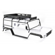 FTX Kanyon Clear Body Roll Cage Spots & Tray FTX8488