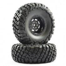 "FTX Mauler 2.2"" All Terrain Tyres FTX8766B"