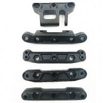FTX DR8 Suspension Pin Mounting Blocks FTX9506