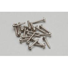 Futaba Servo Screws (2.1x13) (Pk20) P-SJ59011