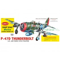 Guillows P-47D Thunderbolt G1001