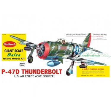 Guillows P-47D Thunderbolt G1001