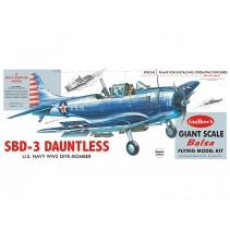 Guillows SBD-3 Dauntless G1003