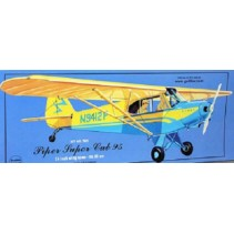 Guillows G303LC Piper Super Cub 95 Balsa Model Kit
