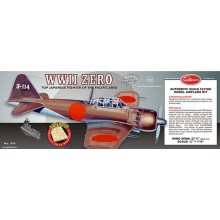 Guillows WWII Zero G404