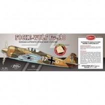 Guillows Focke-Wulf Fw-190 G406