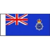 Fabric Flag Metropolitan Police Flag C 38mm GB29