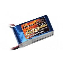 Gencase LiPo 3S 11.1V 800 40C JST GE1-0800-3J