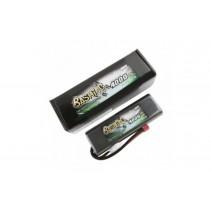 Gensace LiPo 2S 7.4V-4000-45C Deans GE3-4000-2D