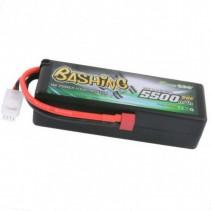 Gensace Battery (Bashing) LiPo 3S 11.1V 5500-50C Deans Plug GE3-5500-3D