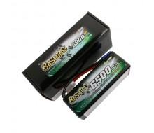 GENS ACE LIPO 4S PACK 14.8V-6500-50C (EC5 PLUG) GE3-6500-4C5