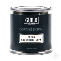 Guild Materials Clear Shrinking Dope 125ml Tin GLDCEX1000125