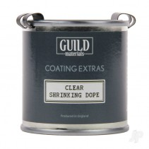 Guild materials Clear Shrinking Dope 250ml Tin GLDCEX1000250