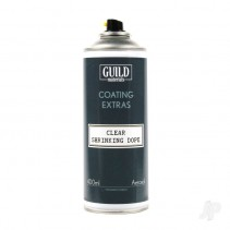 Guild Clear Shrinking Dope (400ml Aerosol) GLDCEX1000400