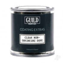 Guild Materials Clear Non-Shrinking Dope 125ml GLDCEX1050125