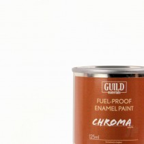 Chroma Gloss Enamel Fuel-Proof Paint Clear (125ml Tin) GLDCHR6208