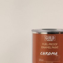 Chroma Matt Enamel Fuel-Proof Paint Clear (125ml Tin) GLDCHR6308