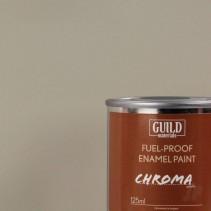 Guild Materials Matt Enamel Fuel-Proof Paint Light Grey (125ml Tin) GLDCHR6310