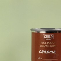 Chroma Matt Enamel Fuel-Proof Paint Duck Egg Blue (125ml Tin) GLDCHR6313