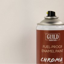 Chroma  Gloss Enamel Fuel-Proof Paint Clear (400ml Aerosol) GLDCHR6408