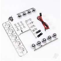 GT Power LED Crawler Light Bar Set (Electroplate) GTP0122
