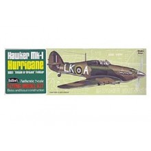 Guillows Hawker MkI Hurricane Kit G506