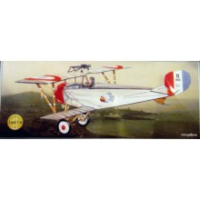 Guillows French Nieuport II Scale 1/12 G203