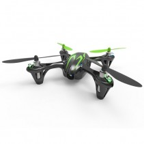 Hubsan X4 LED Mini Quad Copter RTF with Camera Recording & 2.4Ghz Radio System