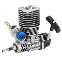 HoBao Hyper 12 Side Exhaust 3-Port Engine with Pull Start H1202