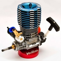 HoBao Hyper 21 3-Port Pull Start Engine (Turbo Plug) H2132T