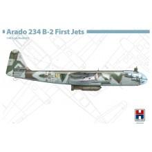 HOBBY 2000 1/48 ARADO AR 234 B-2 FIRST JETS H2K48009