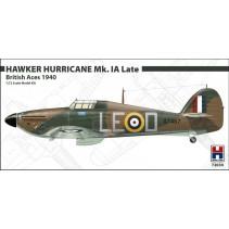 HOBBY 2000 1/72 HAWKER HURRICANE MK.IA LATE BRITISH ACES 1940