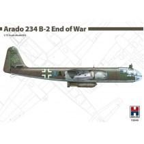 HOBBY 2000 1/72 ARADO 234 B-2 END OF WAR H2K72040