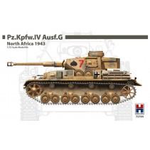HOBBY 2000 PZ-KPFW.IV AUSF.G NORTH AFRICA 1943 H2K72704