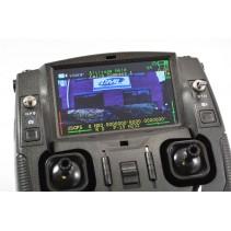 HUBSAN 501S X4 BLACK FPV QUADCOPTER DRONE W/GPS 1080P, 1KEY, FOLLOW ME & HEADLES
