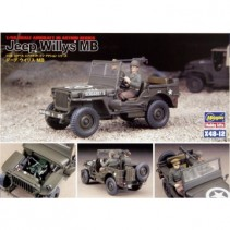 Jeep Willys MB 1/48