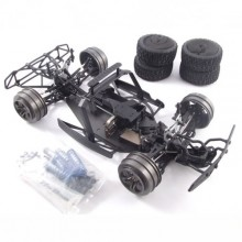 Hobao Hyper 10 SC EP Rolling Chassis Kit HB10SC-E