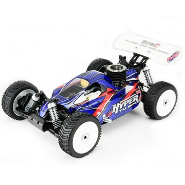 HoBao Hyper 7 TQ2 RTR Buggy w/MAC*28 Turbo Engine 2.4GhZ 18kg Servo HBM7-TQC28BU