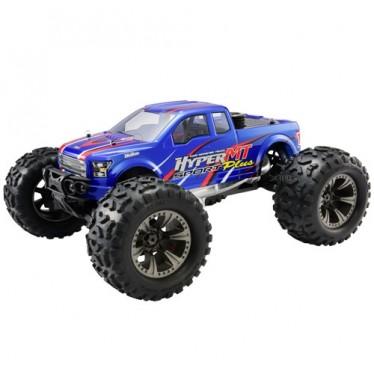 HoBao Hyper MT Sport Plus Nitro RTR w/Savox Servos - Blue