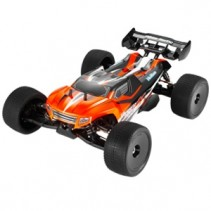 HoBao Hyper SST 1/8 RTR Truggy Mach*28 6-Port Engine Savox 2.4Ghz Radio