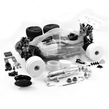 HoBao Hyper VS 1/8 Buggy Nitro Roller 80% Pre-Assembled - HBVS